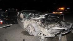 Afyonkarahisarda zincirleme trafik kazası: 7 yaralı
