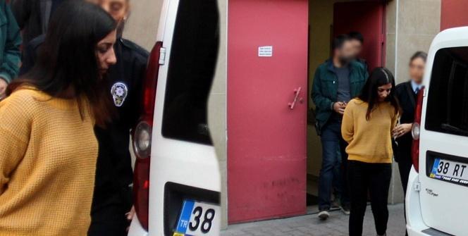 Kandil ve Kuzey Irakta 11 yıl kalan kadın terörist Kayseri'de yakalandı
