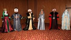 Osmanlı kostümleri Adanada hayat buldu