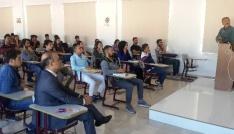Batı Antalyada Biyolojik Mücadele Semineri