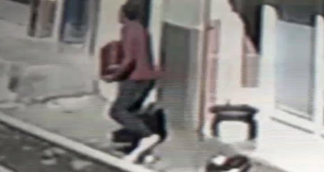 Salça hırsızı tutuklandı