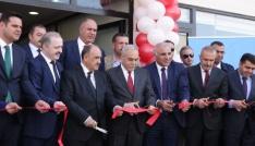 Bakan Fakibaba, Sürekli Eğitim Merkezinin açılışını gerçekleştirdi