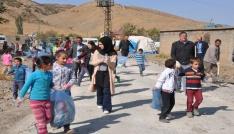Hasköyün 17 köyünde temizlik kampanyası başlatıldı