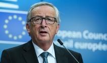 AB Komisyonu Başkanı Juncker'den flaş Türkiye açıklaması