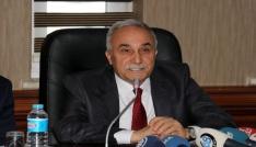 Gıda, Tarım ve Hayvancılık Bakanı Ahmet Eşref Fakibaba: