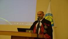 HRÜde doktor adayları beyaz önlük giydi