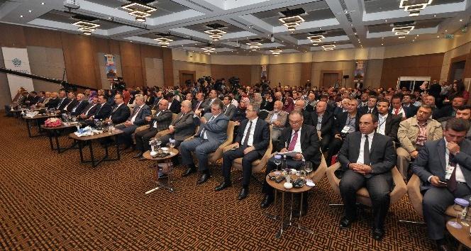 Filistin Meselesi ve Türkiye Uluslararası Kongresi başladı