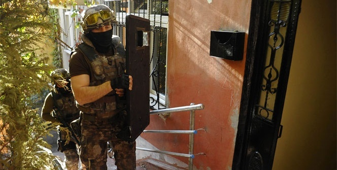 İstanbul'da nefes kesen narkotik operasyonu