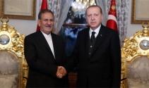 Cumhurbaşkanı Erdoğan, İran Cumhurbaşkanı Birinci Yardımcısı Cihangiriyi kabul etti