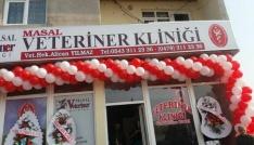 Çıldırda Veteriner kliniği açılışı yapıldı