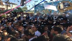 Sultanbeylide Mevlana Çocuk Parkı hizmete açıldı