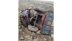 Mardinde trafik kazası: 1 ölü, 6 yaralı