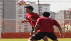 Adanasporda Fethiyespor maçı hazırlıkları başladı