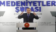 Cumhurbaşkanı Erdoğandan ABDye tepki: Ben bu ülkeye medeni demem