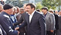 Cevdet Yılmaz: AK Parti milletin partisidir