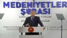 Cumhurbaşkanı Erdoğandan BMnin yapısına tepki