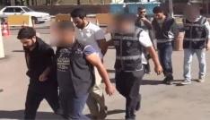 Şanlıurfada DAEŞ operasyonu: 3 tutuklama