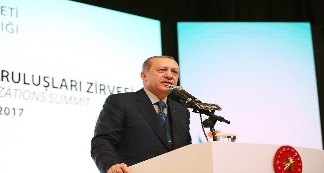 Cumhurbaşkanı Erdoğan: İstanbulun kıymetini bilemedik. Bu şehre ihanet ettik. Ben de bundan sorumluyum