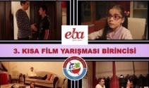 Öğretmen ve öğrencilerin çektiği kısa film, birinci oldu