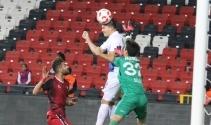TFF 1. Lig: Gaziantepspor: 0 - Çaykur Rizespor: 0