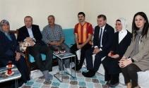 Cumhurbaşkanı Erdoğandan çay ziyareti