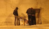 Bomonti-Dolmabahçe Tünelinde evsiz paniği