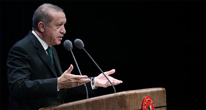 Erdoğandan Suriye açıklaması: Operasyonu doğru buluyorum