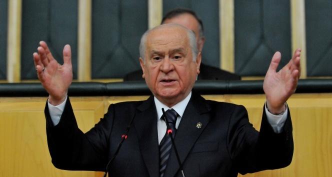MHP Lideri Devlet Bahçeliden flaş açıklamalar