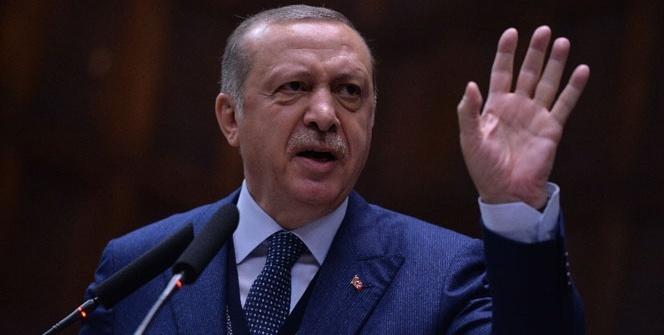 Cumhurbaşkanı Erdoğan'dan ABD'ye sert tepki
