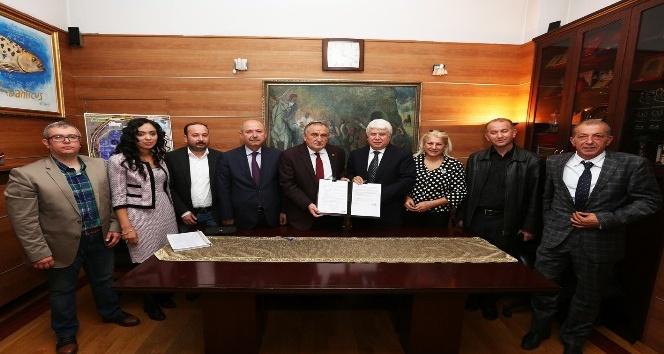 Bolu'da ileri biyolojik arıtmaya 41 milyon liralık yatırım