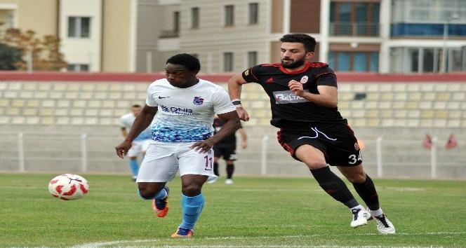 Ziraat Türkiye Kupası: Çorum Belediyespor: 0 - Trabzonspor: 6 (Maç sonucu)