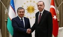 Türkiye-Özbekistan arasında 22 anlaşma