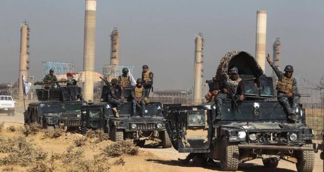 Bağdat, Anbarın batısını kurtarma operasyonu başlattı