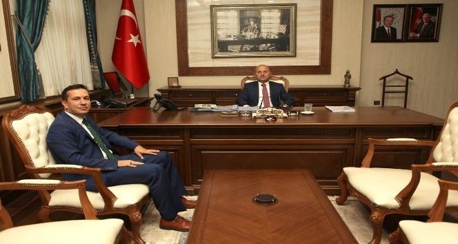 Amasya'nın yeni Sağlık Müdürü Dr. Öner Nergiz