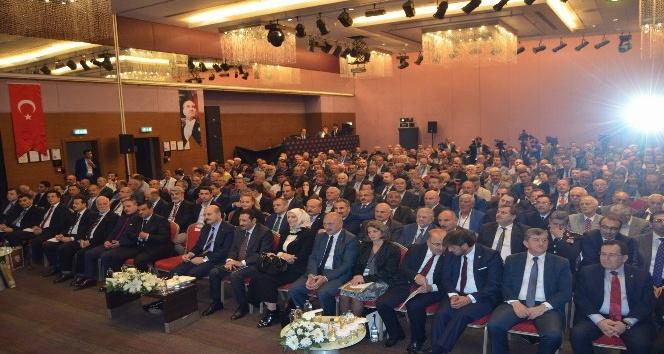 Bakan Soylu, 'Ombudsmanlık Dostane Çözüm ve Trabzon Uygulamaları' toplantısında konuştu