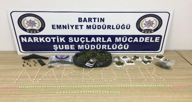 Bartın'da uyuşturucu operasyonu: 1 tutuklama