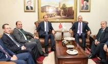 Dışişleri Bakanı Mevlüt Çavuşoğlu Şanlıurfa'da