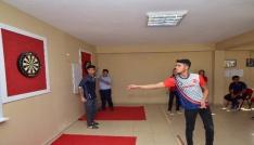 Osmaniyede 29 Ekim Cumhuriyet Bayramı Dart Turnuvası yapıldı