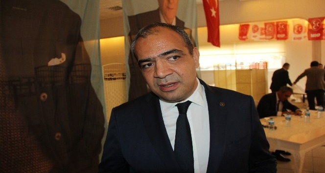 """MHP MYK Üyesi Başbuğ Pınarbaşı: """"Ülkücünün Yeri MHP'dir"""""""