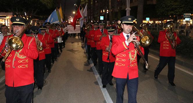 Adanada 29 Ekim kutlamaları