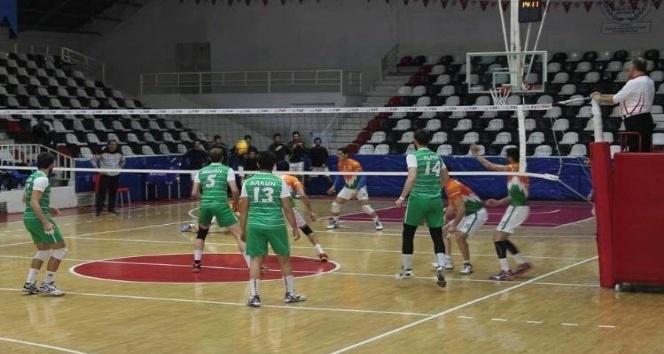 Malatya Büyükşehir Belediyespor Voleybol:3 - Palandöken Belediyespor Voleybol: 1