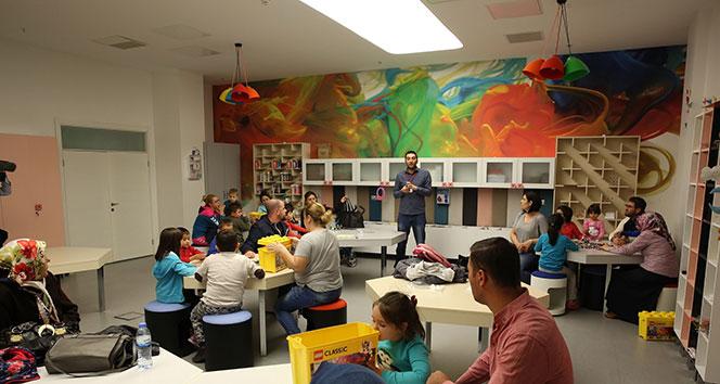 Kayseri Bilim Merkezi, çocukları bilime yönlendirmek için birbiri ardına etkinlik yapıyor