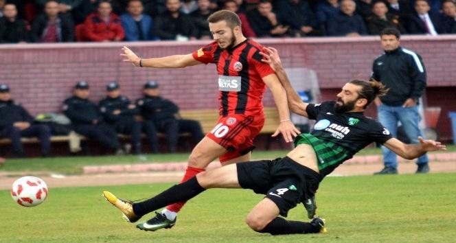 TFF 3. Lig: Çorum Belediyespor: 4 - Kocaelispor: 2