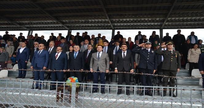 Kargı'da Cumhuriyet Bayramı kutlamaları