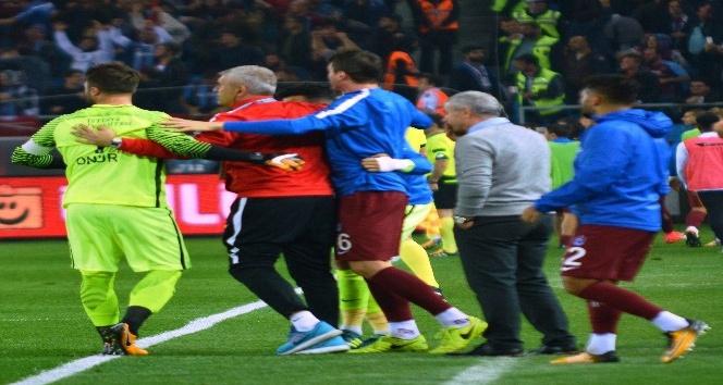 Süper Lig: Trabzonspor: 2- Galatasaray:1 (Maç sonucu)