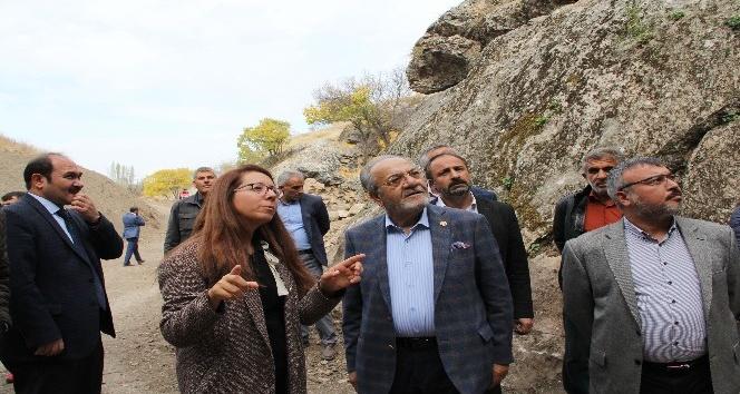 2 bin yıllık antik baraj, dünyadaki iklim ve bitki örtüsü değişimine ışık tutacak