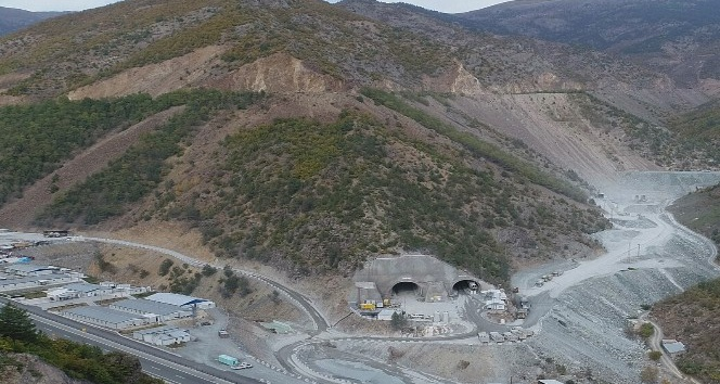 Bittiğinde Türkiye ve Avrupa'nın en uzun, dünyanın ise 2. en uzun tüneli olacak