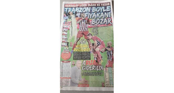 Trabzonspor geçtiğimiz sezona fark atmaya başladı