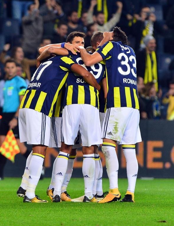 Kadıköy'de bol gollü beraberlik!