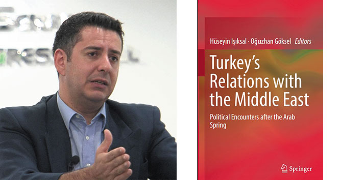 Türkiye-Ortadoğu İlişkileri: Arap Baharı Sonrası Siyasi Karşılaşmalar adlı kitap dünya kütüphanelerinde